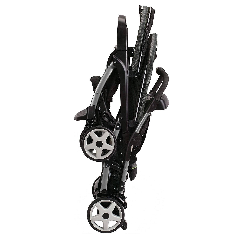 Graco Ready2grow Lx Double Stroller Gotham