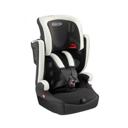 Graco Airpop Group 1.2.3 Combination Booster Seat - Black