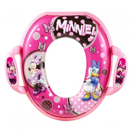 The First Years Minnie Mouse Soft Potty Ring
