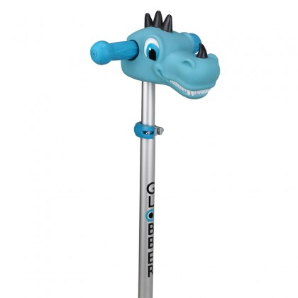 Globber Scooter Friends 527100 T-Bar Accessories Dino Blue