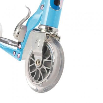 Micro Sprite 2 Wheeled Oasis Blue Age 5+
