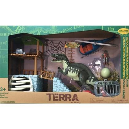 Terra by Battat AN4040Z Electronic Acrocanthosaur