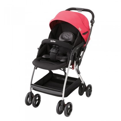 Aprica Optia Stroller Red