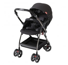 Aprica Optia Stroller Black