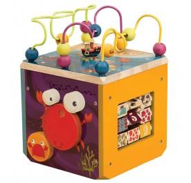B. toys Underwater Zoo
