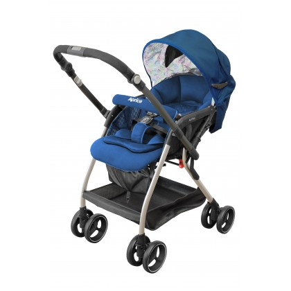 Aprica Optia Stroller Navy