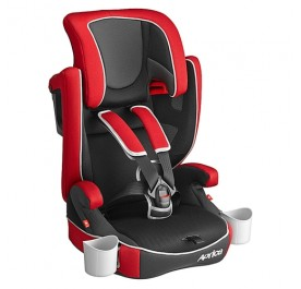 Air Groove Junior Car Seat Red