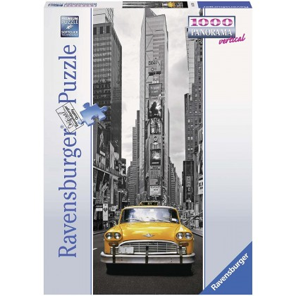 Ravensburger Puzzles New York Taxi - 1000p