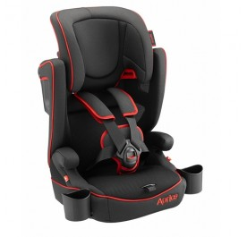 Air Groove Junior Car Seat Limited Edition Black