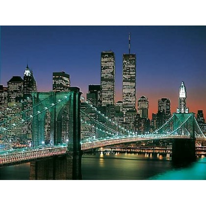 Ravensburger Puzzles Brooklyn Bridge NYC 2000p