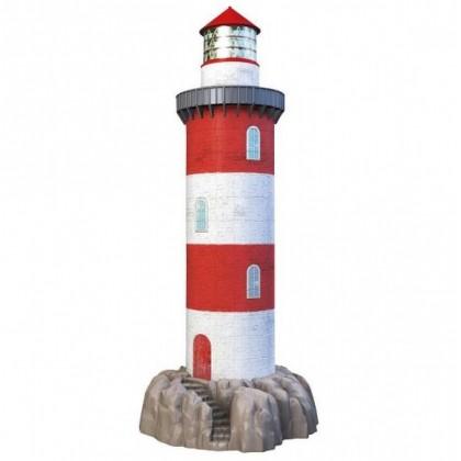 Ravensburger 3D Lighthouse Building Set - 216pcs