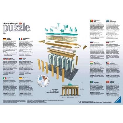 Ravensburger 3D Puzzles Brandenburg Gate Building