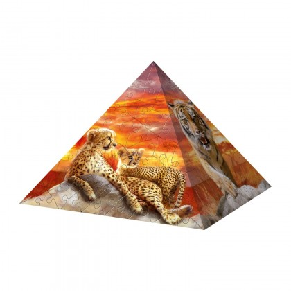 Ravensburger 3D Puzzles Big Cats - 216p