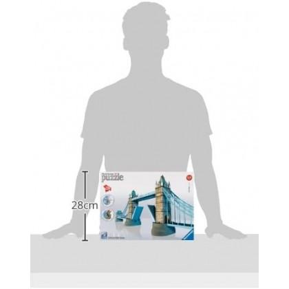 Ravensburger 3D Tower Bridge Puzzle - 216pcs