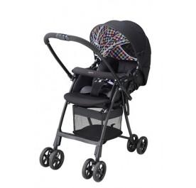 Karoon High Seat Plus Check Black