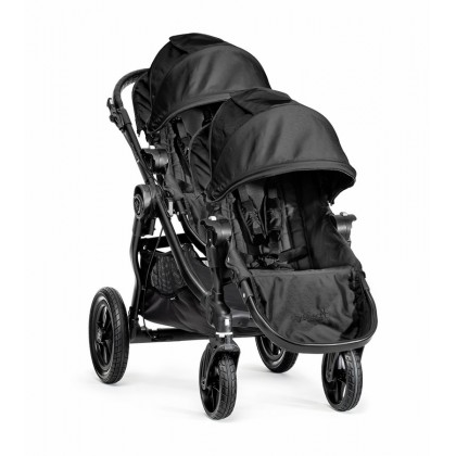 Baby Jogger City Select + 2nd Seat Black