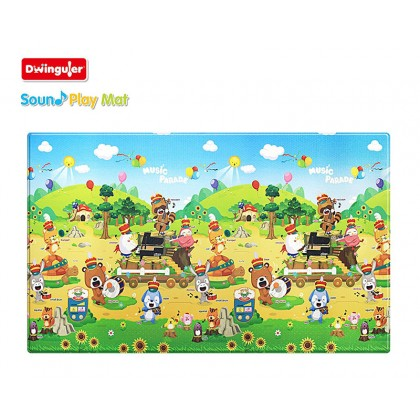 Dwingular Baby Playmat with Talking Pen ~ Music Parade