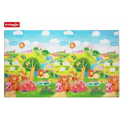 Dwingular Premium Eco-friendly Playmat L Size ~ Sunshine Day