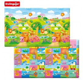 Dwingular Baby Playmat  ~ Sunshine Day