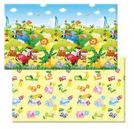 Dwinguler Eco-friendly Playmat ~ Safari