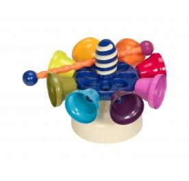 B toys Carousel Bell