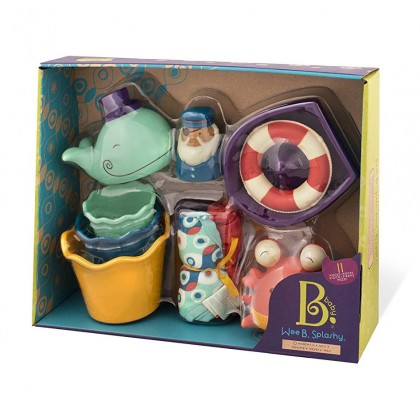 B toys Tub Time Toy Set