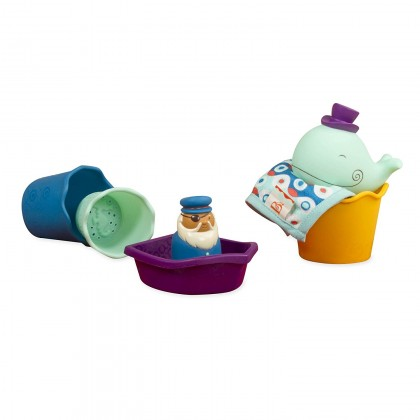 B toys 1568 Tub Time Toy Set