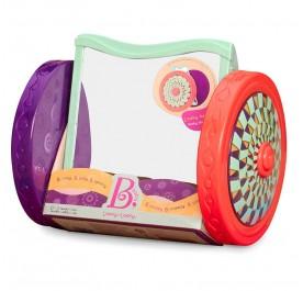 B Toys Rolling Mirror