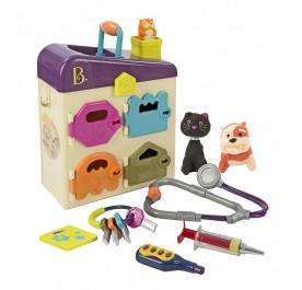B. Toys Pet Vet Clinic Role Play Toy