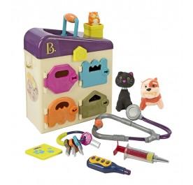 B. Toys Pet Vet Clinic