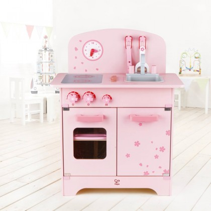 Hape 8261 Cherry Blossoms Kitchen