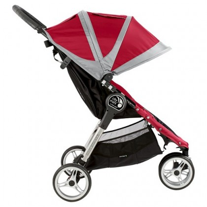 Baby Jogger City Mini 3 wheels - Crimpson Gray