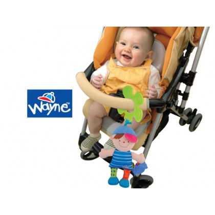 K's Kids 10404 Funky Stroller Pal - Wayne