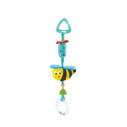 Hape 0022 Bumblebee Pram Rattle for 0m+