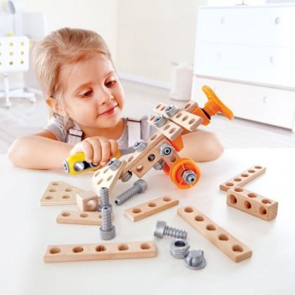 Hape 3031 Experiment STEM toy Starter Kit for kids 4 years +