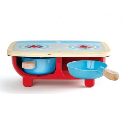 Hape 3170 Toddler Kitchen Set for Toddler 18 months+