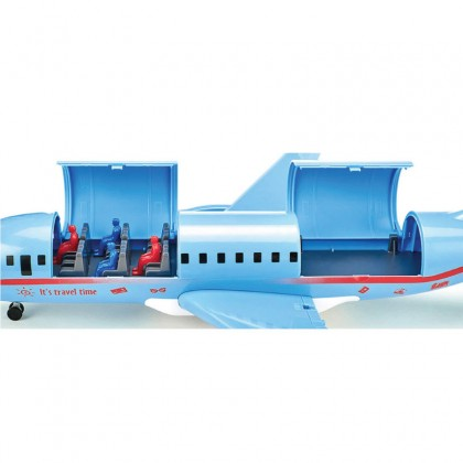 Siku 5402 Commercial Aircraft with Accessories Collectible Die Cast Commercial Vehicle 3y+
