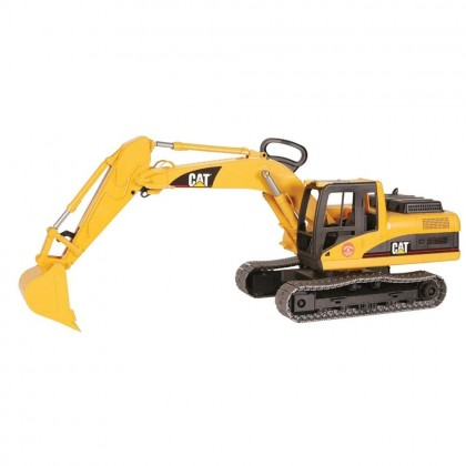 Bruder 02438 CAT Excavator Play Vehicle