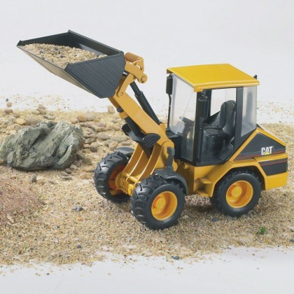 Bruder 02441 CAT Wheel Loader