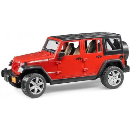 Bruder 02525 Jeep Wrangler Unlimited Rubicon