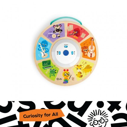 Baby Einstein Hape 12357 Cal's Smart Sounds Symphony™ Magic Touch™ Electronic Activity Toy for 6-36m