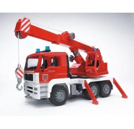 Bruder MAN TGA Fire Engine Truck