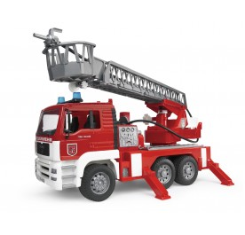 Bruder MAN TGA Fire Engine with Water pump with Light & Sound Module
