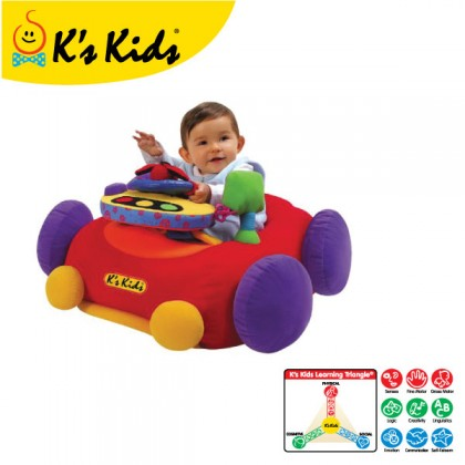 K's Kids 10345 Jumbo Go Go Go Activity Centre for Toddler 12 months+