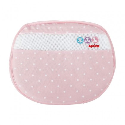 Aprica 19088 Washable and breathable headrest-Powder Pink