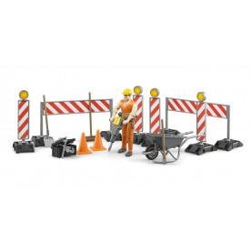 Bruder BWorld Construction Set