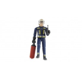 Fireman with Accessorie