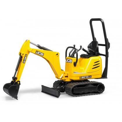 Bruder 62003 JCB Micro Excavator 8010 CTS