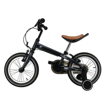 "Rastar 1405 BMW 14"" Kids Running Bike for 4-6 years old ~ Grey"