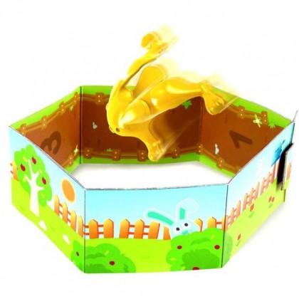 Hape 4310 Jumping Bunnies Game Set